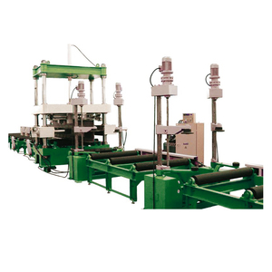 H-beam automatic assembly machine