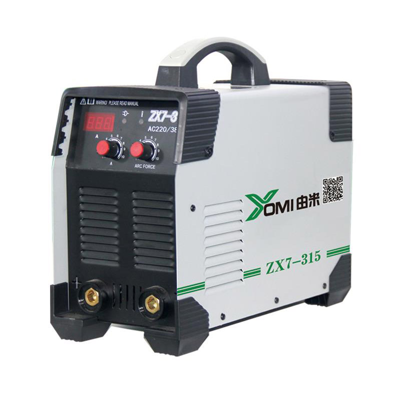 MMA-250/315(III) 400(D)/ 400 (Dual Voltage) Inverter DC MMA Welding Machine