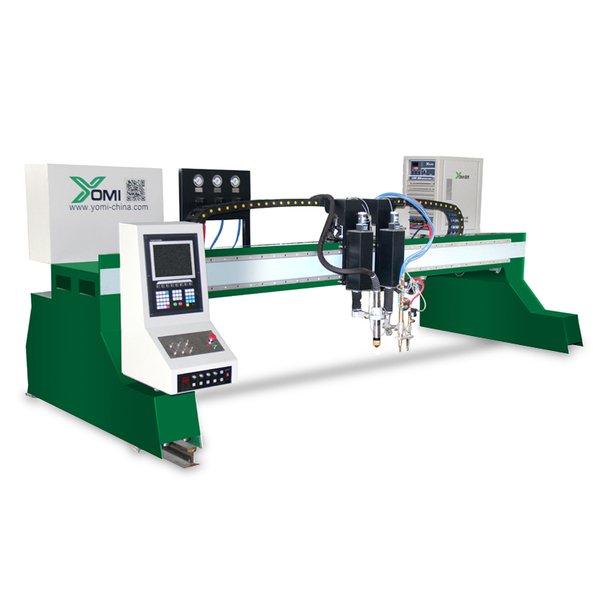 Gantry CNC Plasma and Flame Cutting Machine